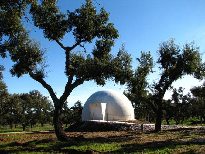 Projearium - Campus IAC - Evoramonte, Portugal